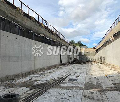 Ankeng Light Rail approach