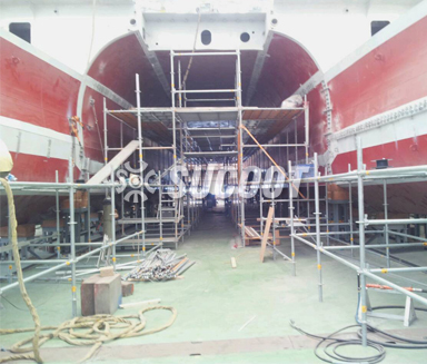 Lung The Shipbuilding- Ship repairment