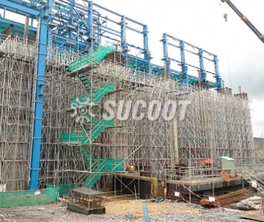 Scaffolding Projects of Power Plant