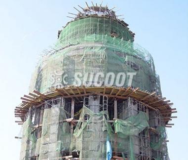 高架水塔工程:台中科學園區1500噸高架水塔工程