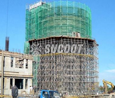 宜蘭園區配水池及高架水塔工程