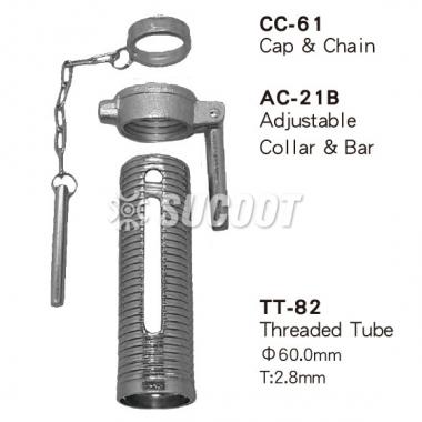 AP-04 Model of Handle Nut