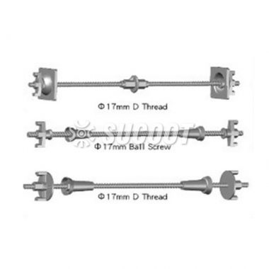 1 7 mm Form Tie System