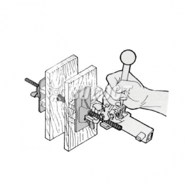MT-100 / SC-99T - Spring Clips/Formwork Clips and Tensioner