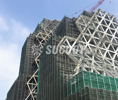 Ø48.6 T:2.5mm Facade (Light Duty Scaffolding)