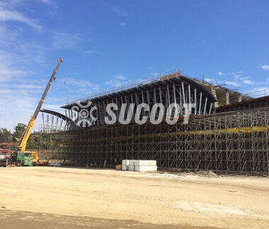 Pier Cap Form: Superstructure for Your Construction