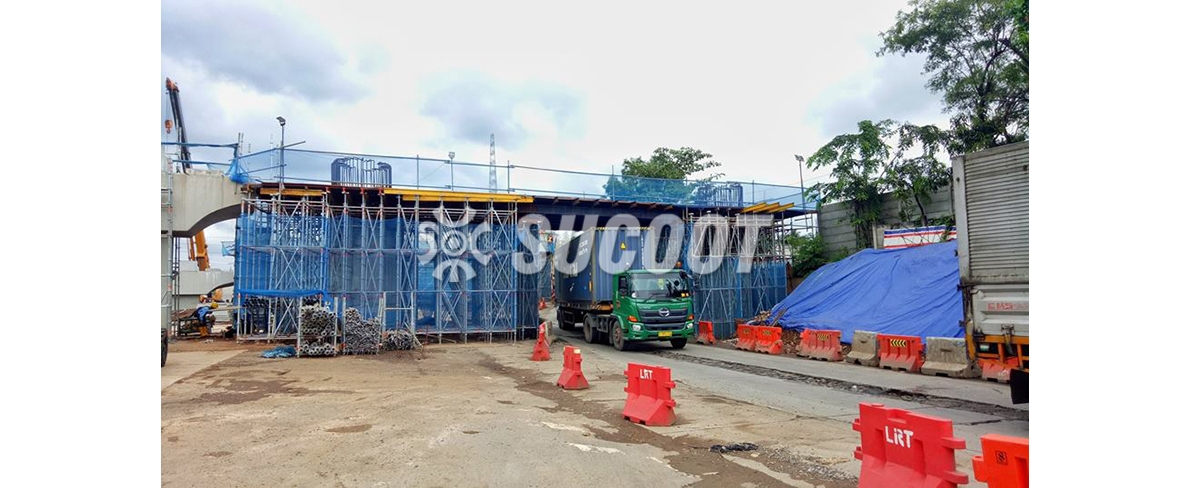 Jakarta - Cikampek Elevated Toll Road Highway Bridge Projects