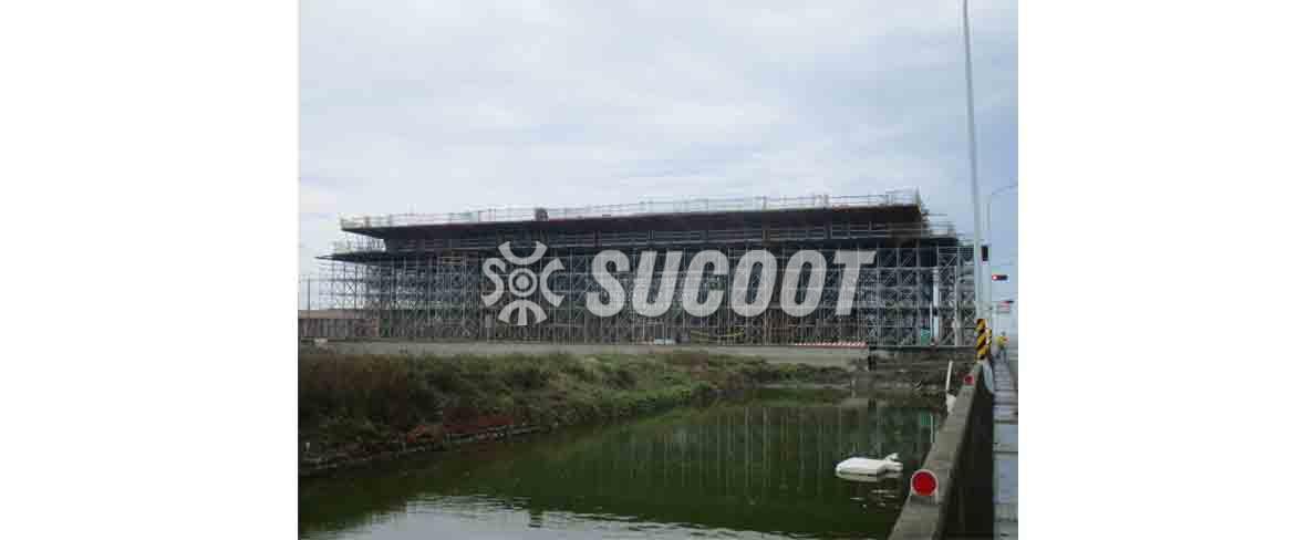 West Coast Expressway (Badongliao to Jiukuaicuo) Yancheng Interchange) Highway Bridge Projects