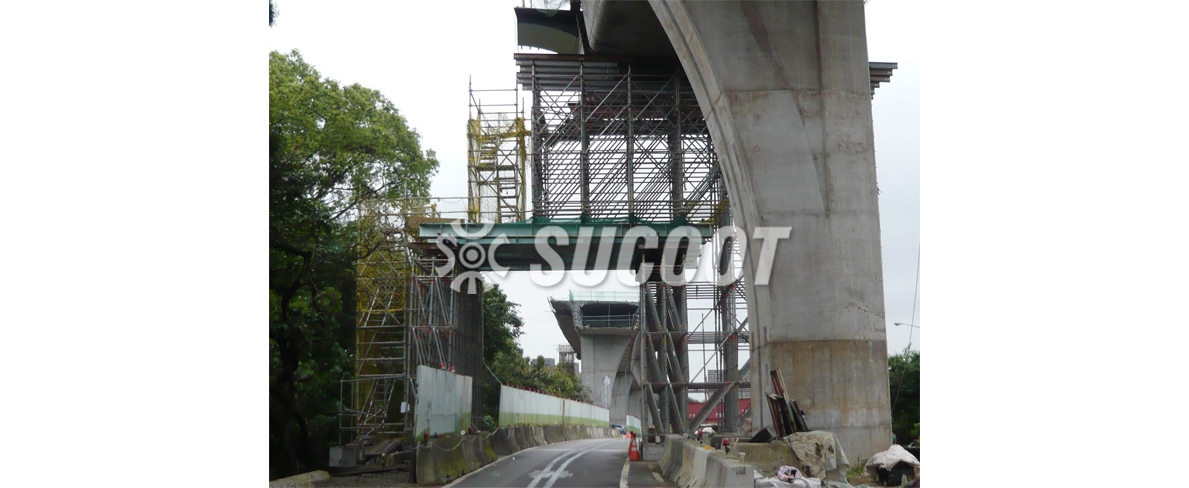 National Freeway NO.1 (Wugu to Taishan) Bridge Projects in Taiwan
