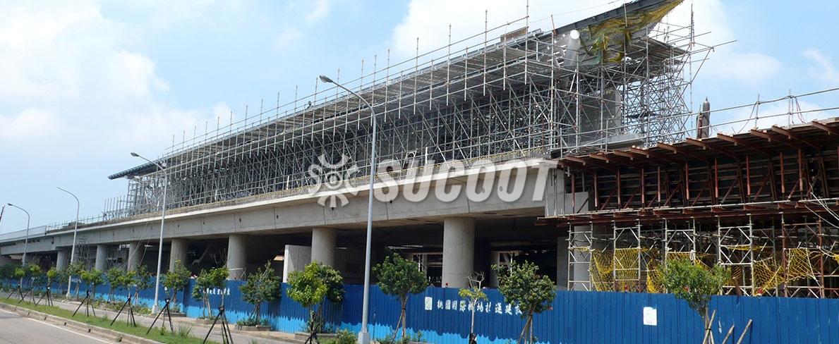 Taoyuan MRT-CE03B Rail Bridge Projects in Taiwan