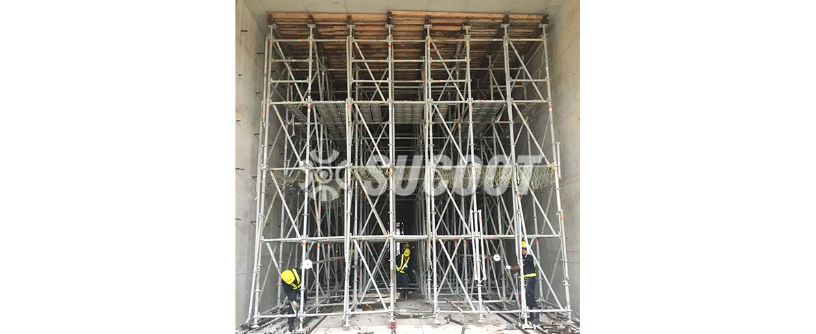 Culvert Box Projects:Taoyuan Airport MRT Box Culvert Formwork Project