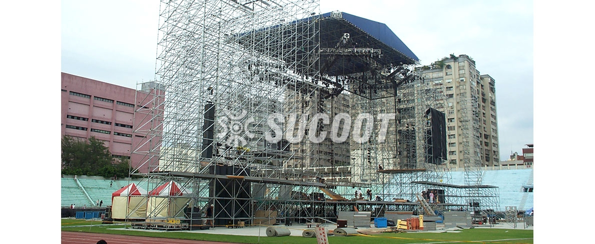 Stage Project of Jay Chou Concert