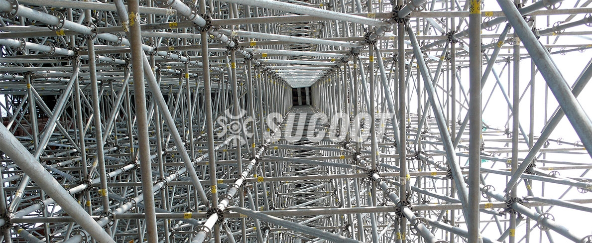 Ø60.2 T:3.2mm Shoring (Heavy Duty Scaffold)