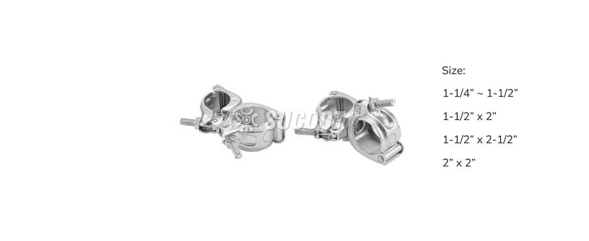 CP-08A / CP-08S型號沖壓類型管用扣件緊結